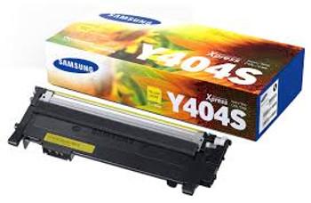 Samsung CLT-Y404 OEM Toner Cartridge (SU448A)