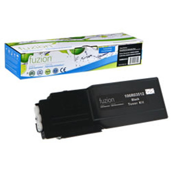 Xerox High Capacity Black Compatible Print Cartridge for C400/C405, 5,000 pages (X106R03512)