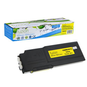 Xerox High Capacity Compatible Yellow Print Cartridge for C400/C405, 4,800 pages(106R03513) (X106R03513)