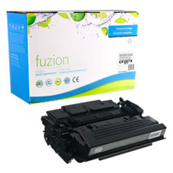 HP CF287X Compatible MICR High Yield Toner Cartridge - Black (HMCF287X)