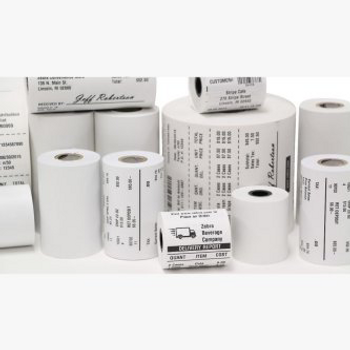 "Zebra 3"" X 80', 0.5"" CORE, 1.8"" OD, 10 YEAR ARCHIVABILITY, 36 ROLLS PER CASE, PRICED PER CASE (ZEB10011042)"