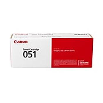 Canon 051 Toner Cartridge, Black (2168C001) (2168C001)