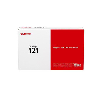 Canon 121 3252C001 Original Black Toner Cartridge (3252C001)