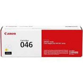 Canon 046 Standard-Yield Yellow Toner Cartridge (1247C001) (1247C001)