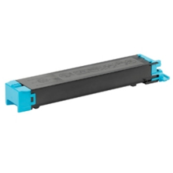 Sharp MX-C310 195g Compatible Toner - Cyan (MX-C40NTC)