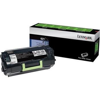 Lexmark 621 Return Program Toner Cartridge (62D1000) (62D1000)