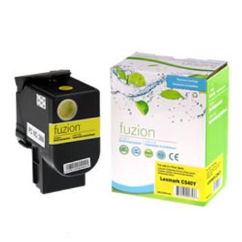 Lexmark C540H1YG Yellow Compatible Toner Cartridge, High Yield (C540H1YG)