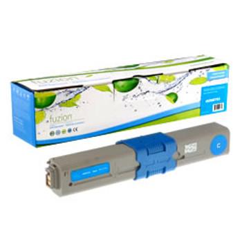 Okidata C332DN, MC363DN Cyan Compatible Toner (O46508703)