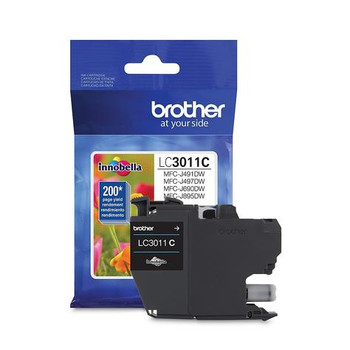 Brother LC3011MS Cyan Ink Cartridge (LC3011CS)