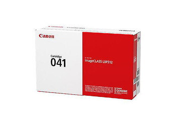Canon 041 Regular Capacity Black original Toner (0452C001)