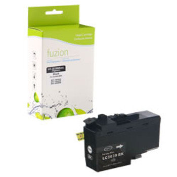 Brother Black Inkvestment Compatible Ink Cartridge, Ultra High Yield (LC3039BKS)