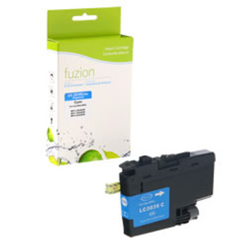 Brother Cyan Inkvestment Compatible Ink Cartridge, Ultra High Yield (LC3039CS)