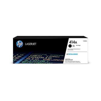 HP 414A (W2020A) Black Original LaserJet Toner Cartridge (2020A)