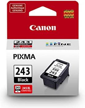 Canon 1287C001 PG-243 Black Ink (1287C001)