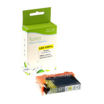 Lexmark #150XL Inkjet - Yellow Compatible (L14N1618)