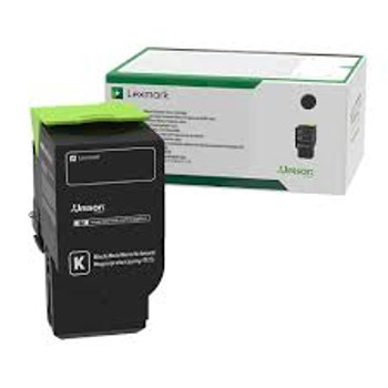 Lexmark C241XK0 Black Extra High Capacity Return Program Toner Cartridge