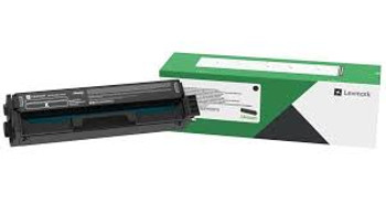 Lexmark C3210K0 Black Return Program Print Cartridge (C3210K0) (C3210K0)