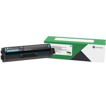 Lexmark C3210C0 Cyan Return Program Print Cartridge (C3210C0)