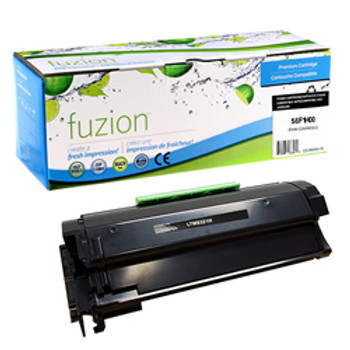 Lexmark 56F1H00 Black High Yield Compatible Toner Cartridge (L56F1H00)