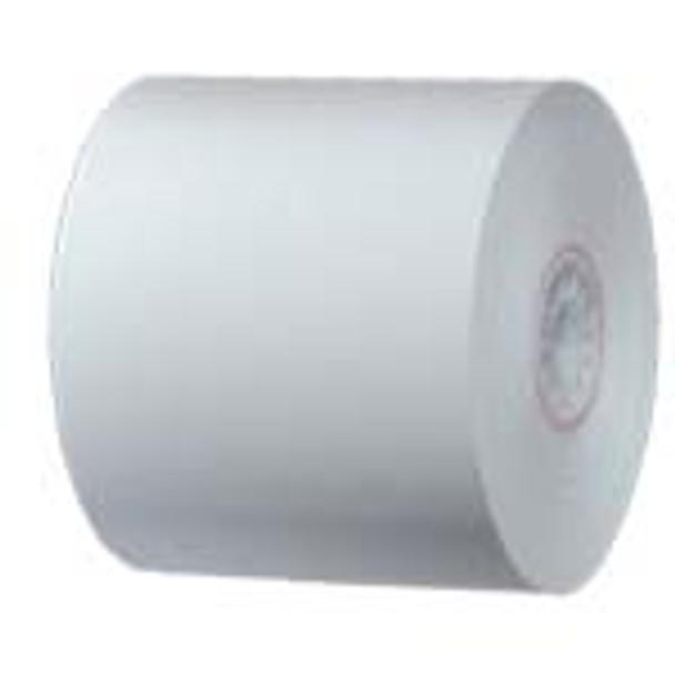 """3"""" x 150' Grade A Paper 1 Ply Rolls (50 Rolls Per Case)"""