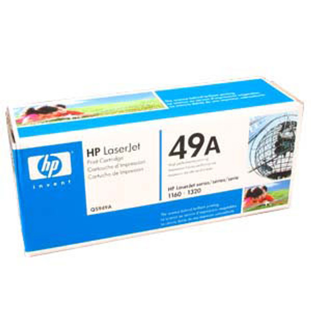 HP Q5949A Toner For Use With HP LaserJet 1160,1320