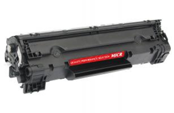 ABS REMANUFACTURED HIGH YIELD MICR TONER CARTRIDGE COMPATIBLE WITH HP CF283X High Capacity MICR Toner Cartridge