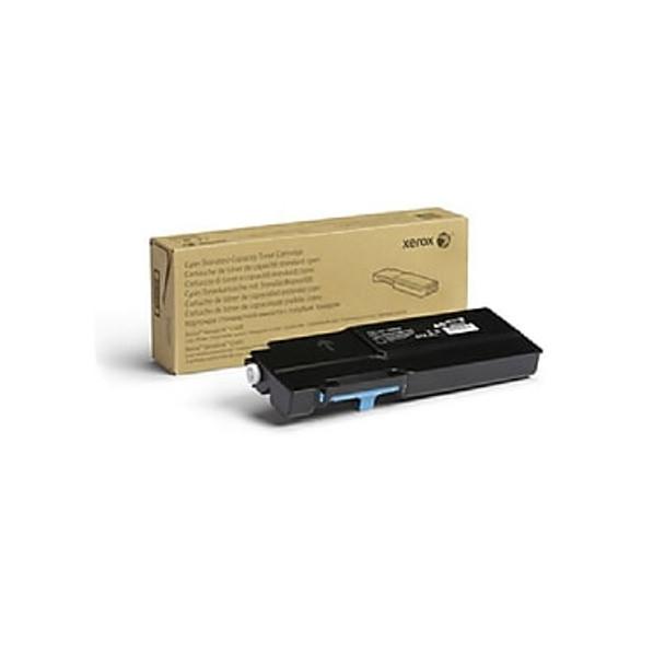 Genuine Xerox Standard Capacity Cyan Print Cartridge for C400/C405, 2,500 pages(106R03502) (106R03502)