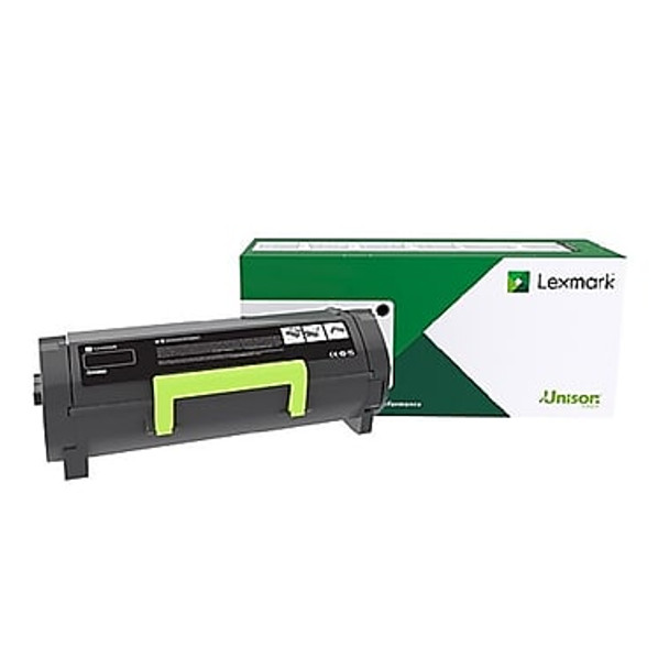 Lexmark B231000 Black Return Program Toner Cartridge (B231000)