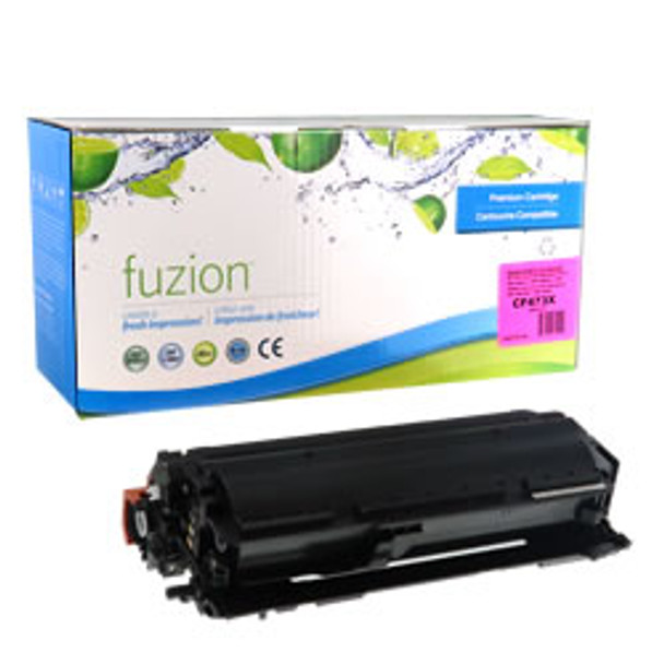 HP 657X (CF473X) Magenta High Yield Compatible LaserJet Toner Cartridge (HCF473X)
