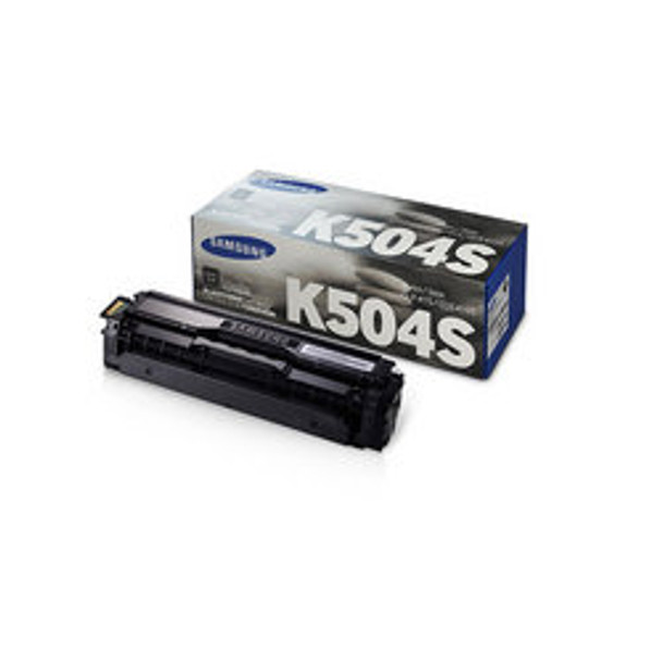 Samsung CLP415/CLX4195FN Toner - Black (CLT-K504) (SASU162A)