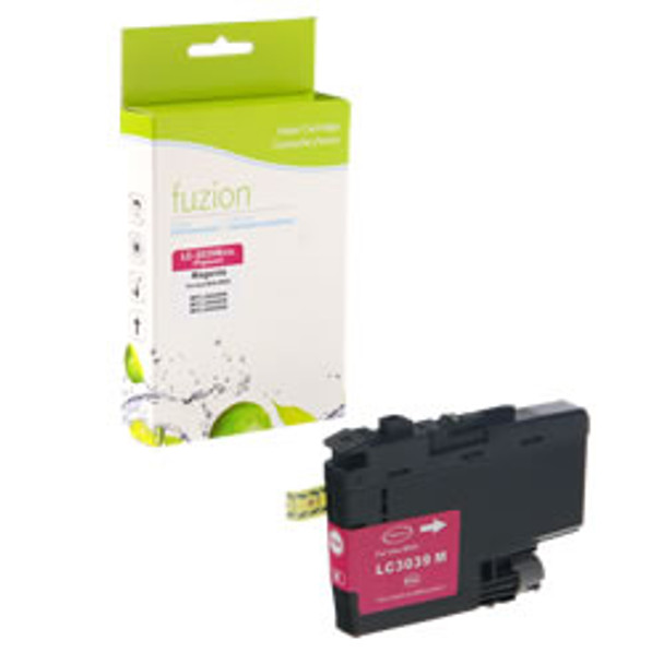Brother Magenta Inkvestment Compatible Ink Cartridge, Ultra High Yield (LC3039MS)