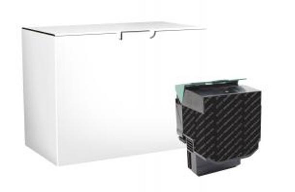 Lexmark CS310/CS410/CS510/CX410/CX510 Black High Capacity Compatible Toner (L80C1HK0)