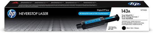 HP 143A (W1143A) Black Toner Reload Kit (W1143A)