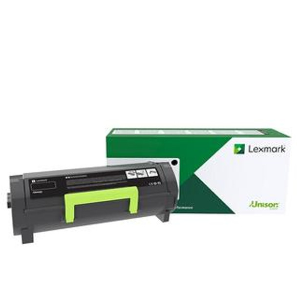 Lexmark 55B1H00 Original Black High Capacity Return Program Toner Cartridge
