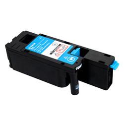 Dell Compatible 1250C, 1350CNW, 1355CN, C1760NW, C1765NF, C1765NFW Toner  Cartridge-Cyan