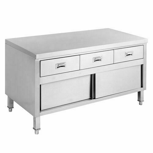 STAINLESS STEEL BENCHES & SINKS