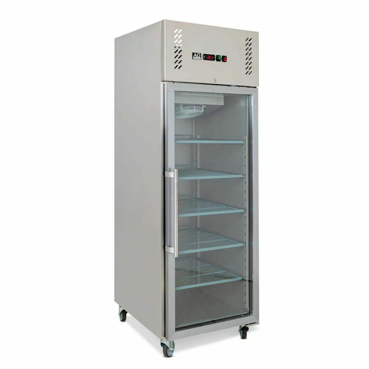 Upright Chillers & Freezers