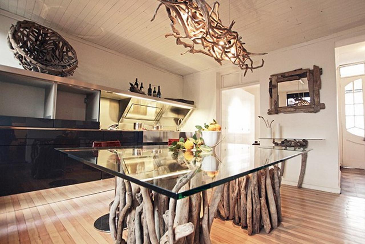 Large Rectangular Glass Top Dining Table Uk