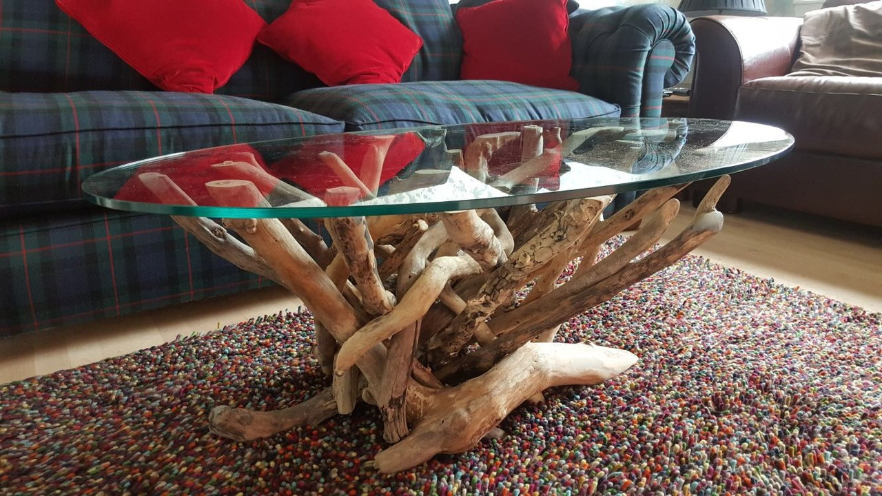 Aurora Oval Coffee Table