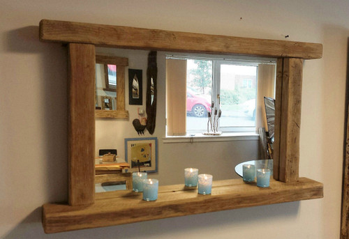 Driftwood Interiors Uk S Top Rustic Furniture And Mirror