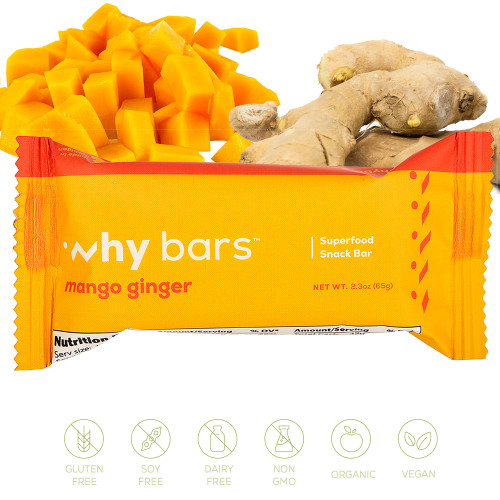 Mango Ginger 9 Bar Case