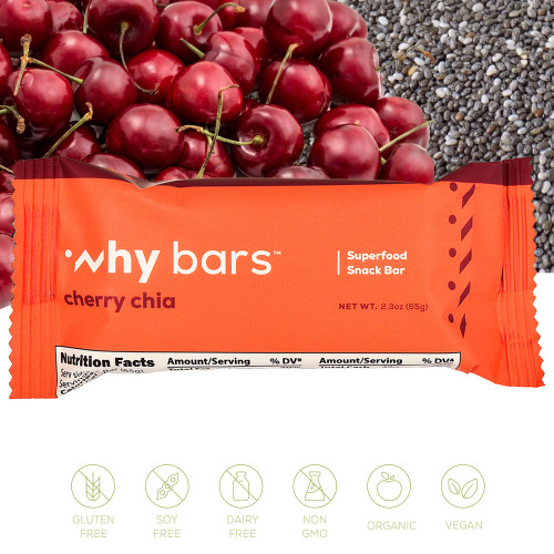Cherry Chia Bar