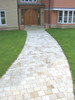 Global Stone Sandstone Pathway Setts (100 x 200mm) - Mint