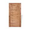 Lap Gate (1830 x 900mm) - Dip Treated Brown Timber