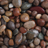 Long Rake Spar 20-30mm Scottish Pebbles Mini Bag - Wet