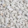 Long Rake Spar 20mm Polar White Chippings Bulk Bag - Dry