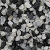 Long Rake Spar 20mm Black Ice Chippings Mini Bag - Wet