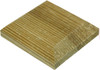 Fence Post Cap 100x100mm Pressure Treated (Natural)