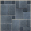 Charred Oak Limestone Patio Paving Slabs Project Pack  - Dry