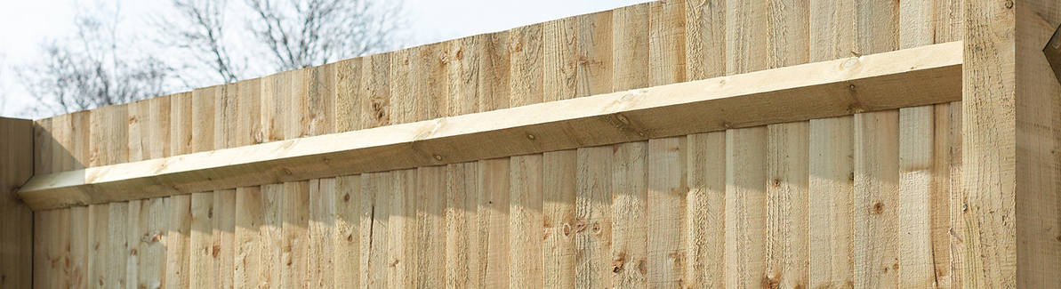What Are The Parts Of A Wooden Fence Called?